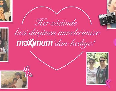 Maximum / Anneler Günü