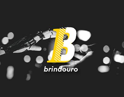 brindouro - redesign imagem corporativa
