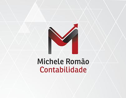 Identidade Visual: Michele Romão Contabilidade
