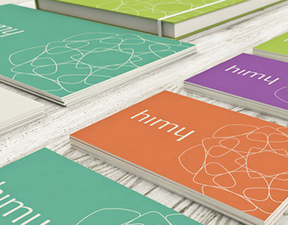 Himy | Holistic Space | Logo Design and Branding