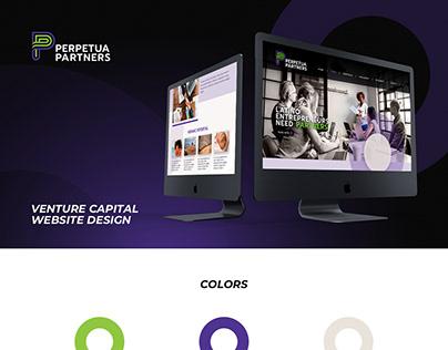 Venture Capital Website