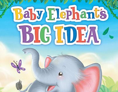 Baby Elephant's Big Idea-Little Hippo Books