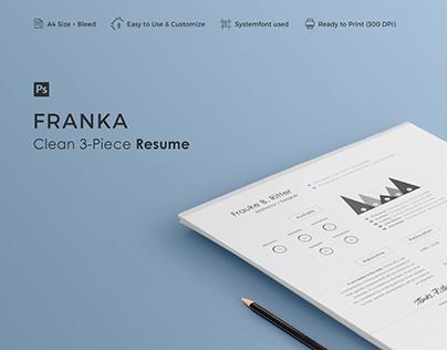 Resume | Franka