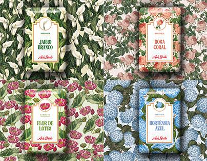 Coleção Flores - Ach Brito