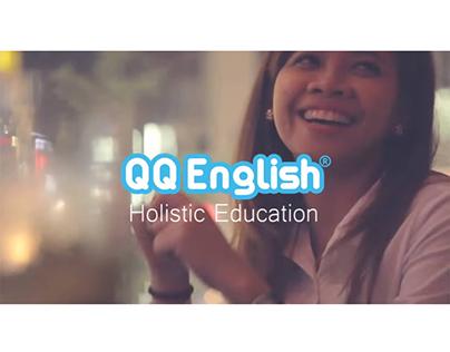 【QQ English】Teacher's Voice Bing (中字版) / 英語學習形象影片