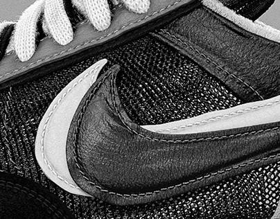 """Nike x Sacai LDV Waffle"" (CGI)"