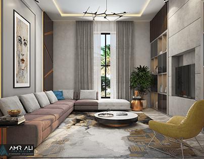 Livingroom 3dmax-vray 3dmax-vray
