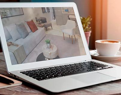 New Home Design | Website