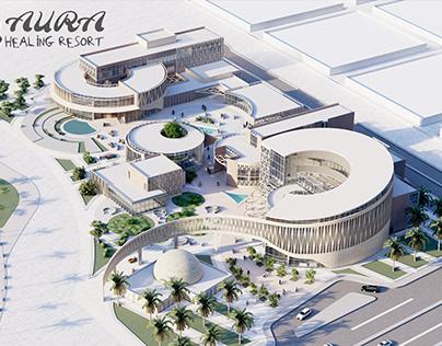 Aura Healing Resort (Graduation Project)