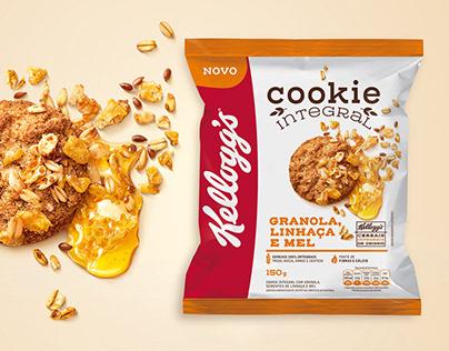 Biscoitos Integrais Kellogg's
