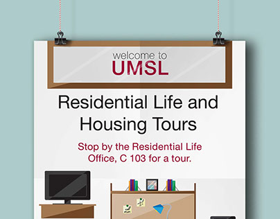 UMSL Tour Poster