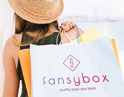 FansyBox - logo design