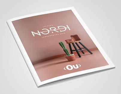 Coleção e Catálogo Nordi 2018 | Ou