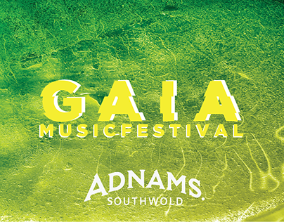 Gaia Music Festival / Integrated Campaign