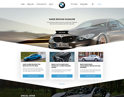 BMW Redesign concept