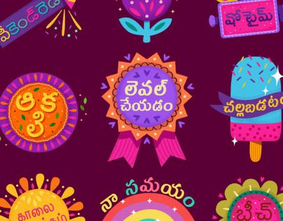 Snapchat Filters Tamil l Telugu