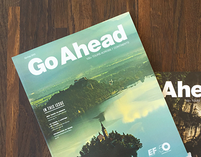 Go Ahead Tours Catalog