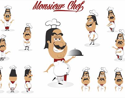 // Monsieur Chef