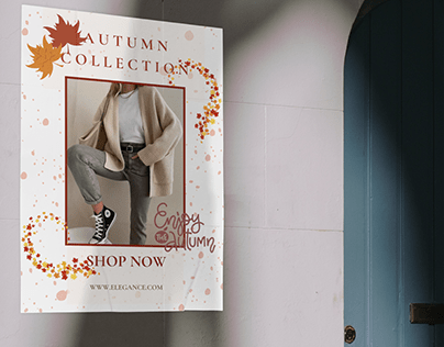 POSTER-AUTUMN COLLECTION