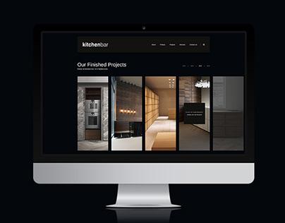 Kitchenbar - Website
