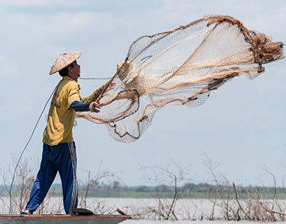 People of Mahakam River
