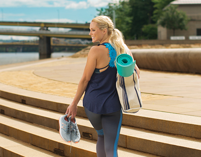 Summer Women's Yoga Fashion