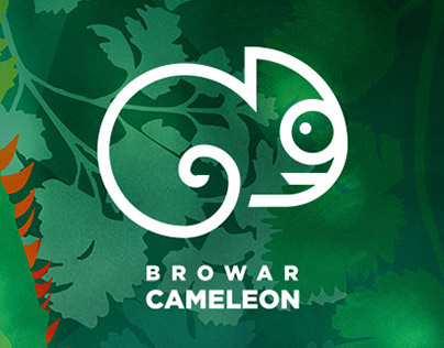 Brewery Branding - Browar Cameleon