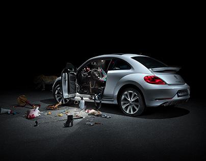 VW Beetle Rockstar
