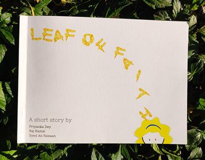Brand Story Book: Leaf of Faith