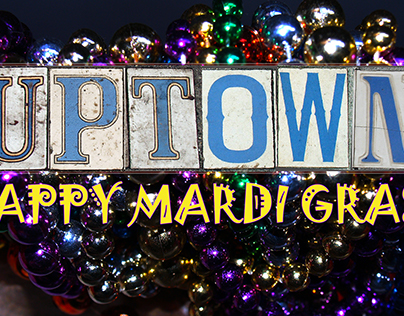 Happy Mardi Gras 2018!