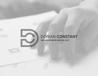 Logotype - Dorian Constant (DC)
