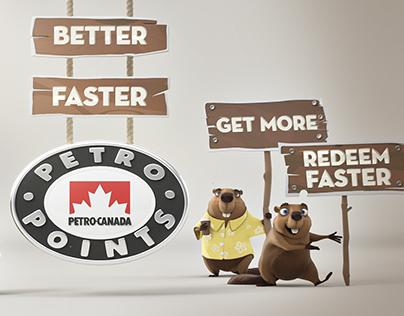 PETRO commercials