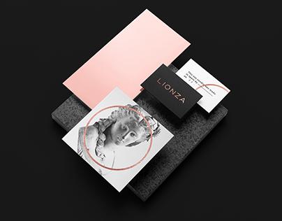 Lionza - Brand Identity