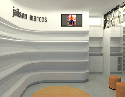 Colab. Proj. de Arquitetura e Interiores - Loja em Pipa