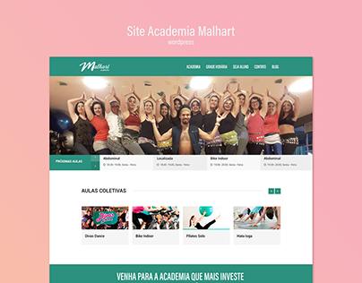 Site Academia Malhart