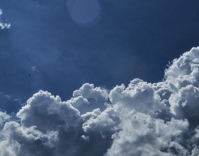 Ukrainian sky from DSD