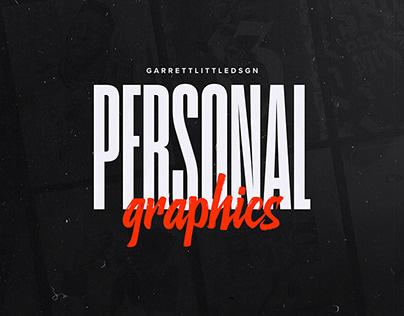 Personal Graphics | Garrett Little Design