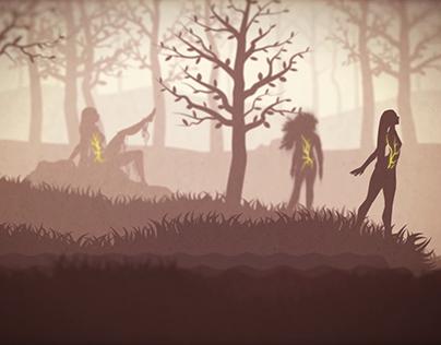 Animation - Fernik Book Trailer