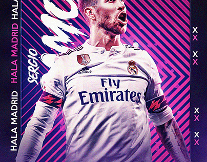 Sergio Ramos Wallpaper