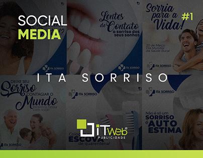 Social Media   Ita Sorriso - Clínica Odontológica #1