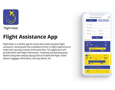 Flight Assistance App