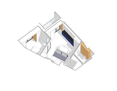 Vorobyi apartments