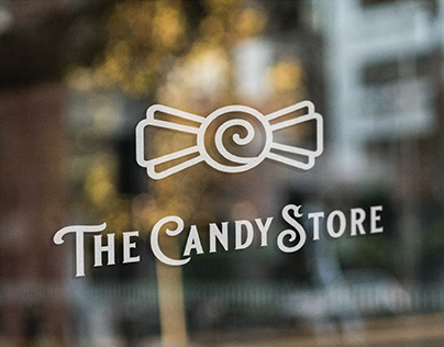 The Candy Store Rebrand