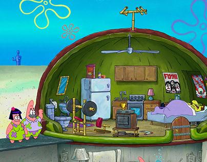 Patrick's House