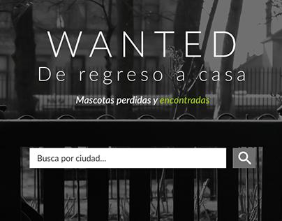 Wanted, de regreso a casa.