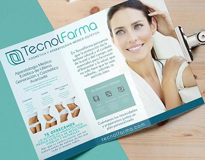 Tecnolfarma · Branding & Online Store