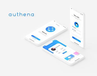 "web identity app ""authena"""