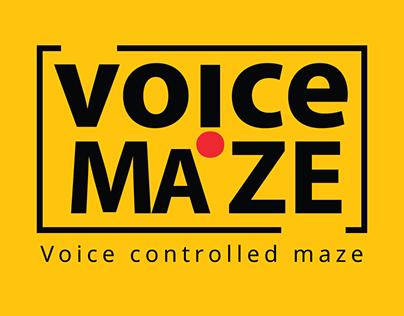 Voice Maze Game