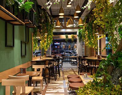 Le Petit Jardin Cafe-bar | Thessaloniki
