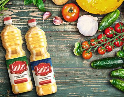 Jantar - Packaging